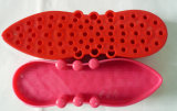 Прессформа впрыски головки щетки запитка ткани пластичная