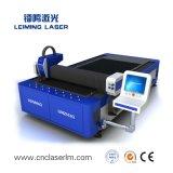 Cortador do laser da fibra do metal do preço de fábrica para o aço de carbono Lm2513G