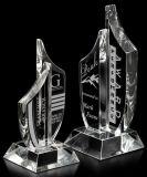 Più nuovo disegno reso personale 2017 con molto colore e figure premio & trofeo di cristallo sulla vendita