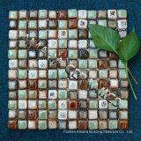 2018 raccogliere a mano le mattonelle di mosaico manuali di stile del mattone a Foshan Cina (BMM09)