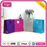 Clases del juguete cuatro de la manera de series del color de bolsas de papel del regalo