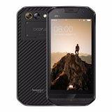 S30 Téléphone cellulaire Doogee Imperméable IP68 étanche aux poussières 5580mAh antichoc Smart Phone