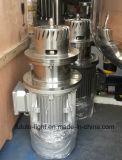 Fond du réservoir d'émulsifiant de cisaillement élevé