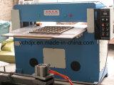 Hydrauicの自動革またはゴム製かポリ袋の打抜き機