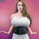 Jarliet heiße verkaufende sehr große Brustgrosse Boobs-Geschlechts-Puppe mit Metalskelett 171cm