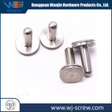 304/316個の平らで大きいヘッドステンレス鋼の顧客用産業締める物の固体ブラインドのリベット