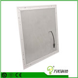 빠른 납품 2*2 사각은 주조 알루미늄 표면에 의하여 거치된 천장 LED 위원회 빛을 정지한다