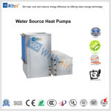 Emballé Source d'eau de type pompe à chaleur pour la maison verte