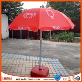 Polyester-48 Strand-Regenschirm des Zoll-UVanti420d
