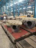 De grandes pièces moulées en acier avec l'usinage CNC