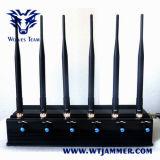 6つのバンドすべて遠隔制御装置RFの妨害機(315/433/868/915MHz)