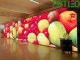 Couleur haute résolution P 4.81 mur vidéo LED avec location de panneau de conception de 500 x 500 mm / 500 x 1000 mm