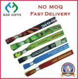 Le transfert de chaleur /de Sublimation de Colorant imprimé Bracelet bon marché (KSD-979)