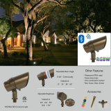 LED Lighting Waterproof Spotlihgt Arm Garden Accent Light