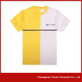 남성 (R152)를 위한 형식 대원 목 간결 소매 t-셔츠