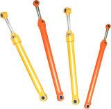 Cilindro idraulico di doppia azione di alta precisione per il cilindro dell'asta