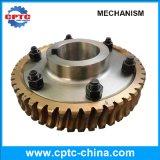 Части глист подъема конструкции запасные и колесо глиста
