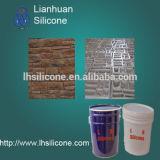 Caucho de silicona RTV para hormigón, piedra/cemento de fundición de moldes