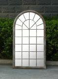 Bearbeitetes Eisen-im Freienspiegel für Wand-Dekoration