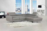 Sofà di cuoio moderno per la mobilia del salone (TG-S209)