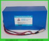 El paquete recargable largo de la batería LiFePO4 de la vida de ciclo 36V 20ah con Ce aprobó