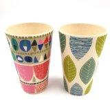 Taza de bambú de la fibra de Drinkware de la paja cómoda del trigo de Eco