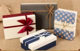 Rectángulo de papel de empaquetado del regalo de la alta calidad
