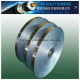 Cara de plata del papel de aluminio del color sola