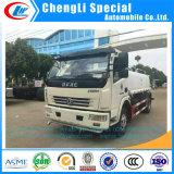 Dongfeng 120HP 6000liter 소형 물 Bowser 트럭 작은 물 트럭