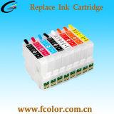 T324 Cartouche d'encre rechargeables pour EPSON Imprimante Surecolor P400