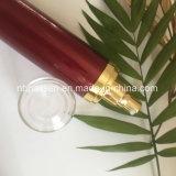 bottiglia acrilica rossa di lusso della lozione 100ml per l'imballaggio di Skincare (PPC-NEW-191)