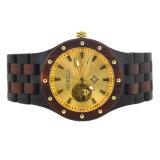 رجل يشبع خشبيّة [وريستوتش] خشب متأخّر [رلوجس] مشترى ساعة في الصين