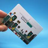Longa Distância 860-960MHz vestuário UHF RFID/Etiqueta de roupa pendurada Tags