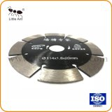"""114mm/4.5"""" herramientas de hardware de la pared prensado en caliente de discos de corte de la hoja de sierra de diamante sinterizado para pared"""