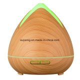 Aceite Esencial de ultrasonidos difusor de aroma con su grano de madera-E01