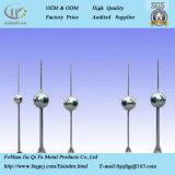 高層ビルのための非常にカスタマイズ可能な、ステンレス鋼の避雷針