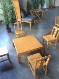 대나무 의자