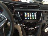 Cadre de navigation de l'androïde 4.4 GPS pour le cadre visuel Waze Youtube de surface adjacente de système de caractère indicateur de Cadillac Srx