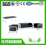 mobília confortável larga da HOME ou de escritório do sofá da forma do sofá do couro of-16 genuíno