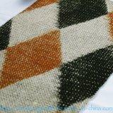 Em acrílico de 46%33%22%tecido de lã de poliéster para camada de Camisa