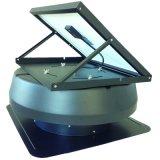Solardachboden-Ventilator des luftauslass-14 des Zoll-15W mit schwanzlosem Bewegungslager-Absaugventilator