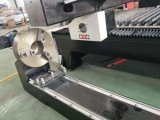 Máquina de estaca do plasma do CNC da tubulação e da folha de Jinan
