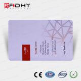 La impresión de papel Silk-Screen MIFARE RFID billete de Metro