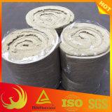 30мм-100мм водонепроницаемый базальтовой скалы шерсти одеяло для Large-Caliber трубопровода