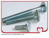 Boulon à tête hexagonale en acier inoxydable 304 316 DIN DIN931933 ANSI