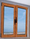 Thermisches Bruch-Schwingen-Fenster-Aluminiumglasfenster