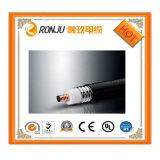 Halogênio branco do fumo do preço venda por atacado livre do cabo de controle do cabo do baixo