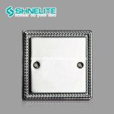 Gute unbelegte Anschlussplatte BS5733 der Qualitäts20a 1gang