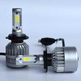 LED-Auto-Scheinwerfer S2 H7 PFEILER Selbst-LED Scheinwerfer des einzelnen Träger-
