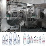 Máquina de embotellado plástica del agua completamente automática del Aqua